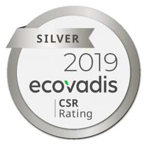 Cikautxo awarded with Silver medal CSR from Ecovadis