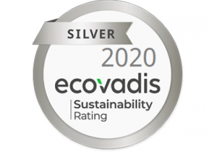 Cikautxo Group achieves for the second consecutive year the Silver certification in the Ecovadis evaluation
